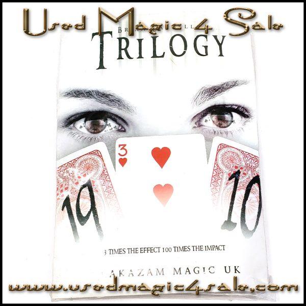 Trilogy-Brian Caswell/Alakazam Magic