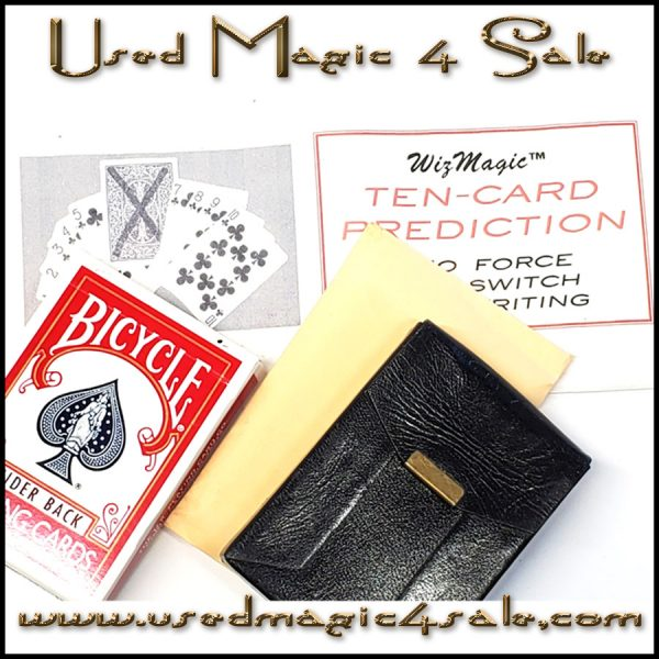 10 Card Prediction-Wiz Magic