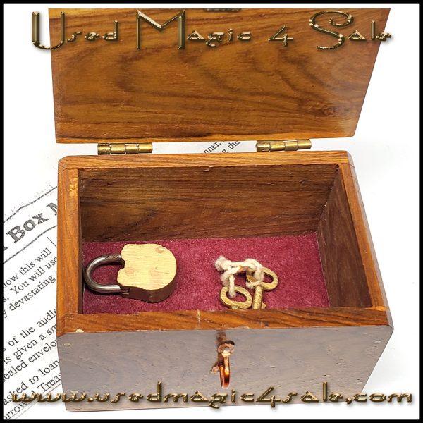 Locked Box Mystery