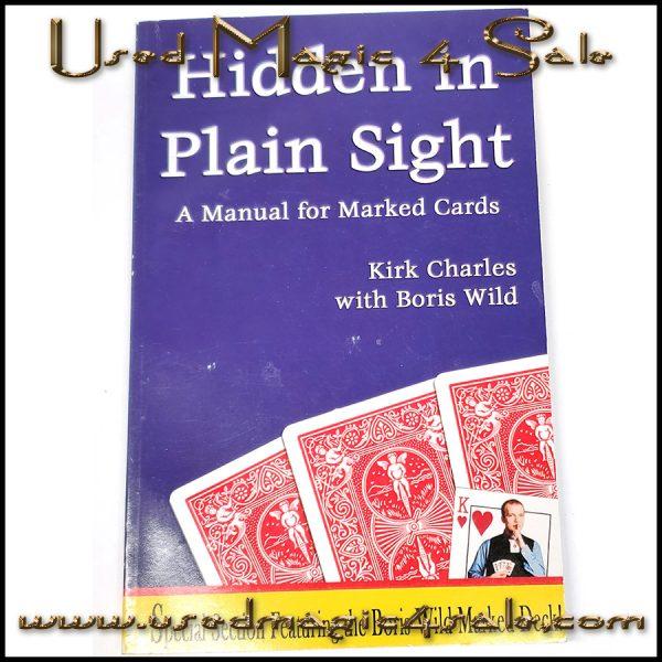 Hidden In Plain Sight-Kirk Charles & Boris Wild