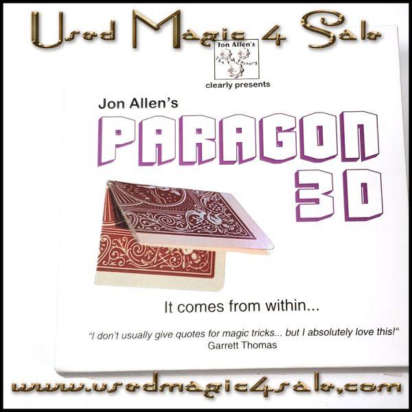 Paragon 3D-John Allen