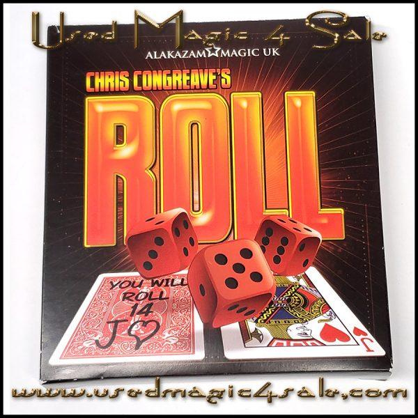 Roll-Chris Congreave/Alakazam Magic