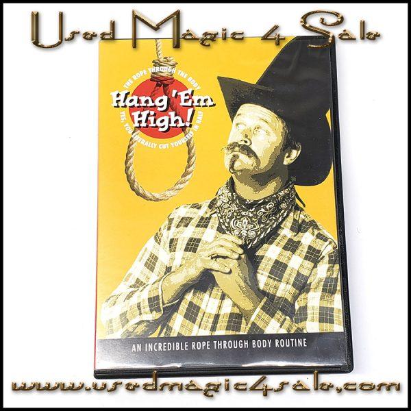 Hang Em High-Rope Through Body DVD