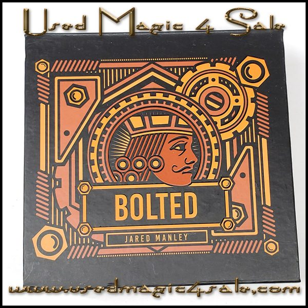 Bolted-Jared Manley