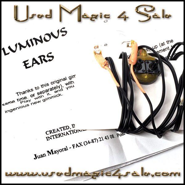 Luminous Ears-Juan Mayoral