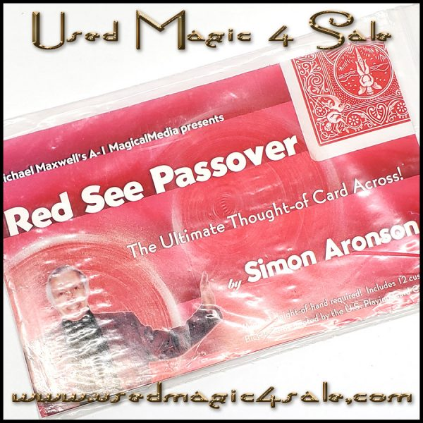 Red See Passover-Simon Aronson