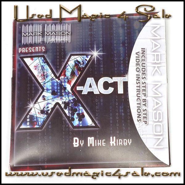X Act-Mark Mason/Mike Kirby
