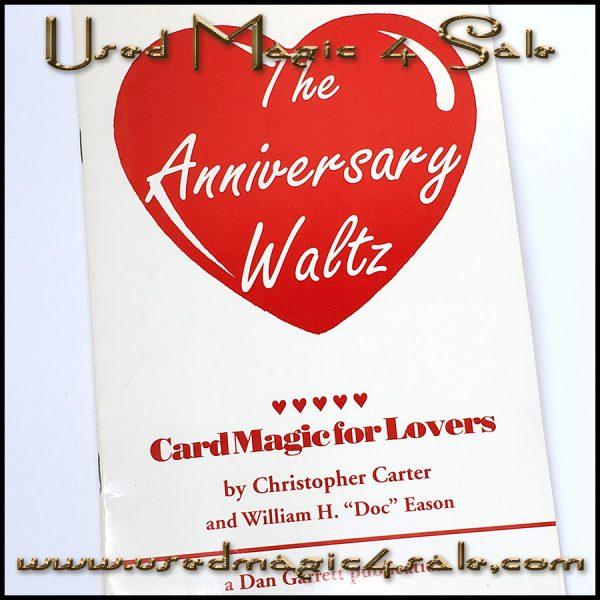 The Anniversary Waltz Booklet