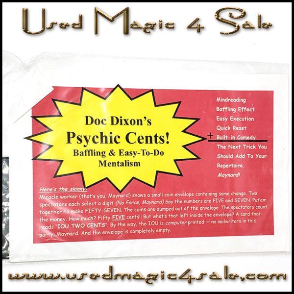 Psychic Cents- Doc Dixon