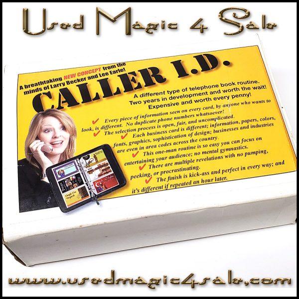 Caller ID-Larry Becker