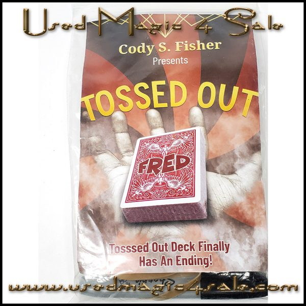 Tossed Out Fred-Cody Fisher