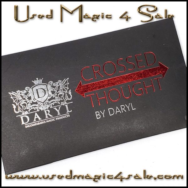 Crossed Thought-Daryl