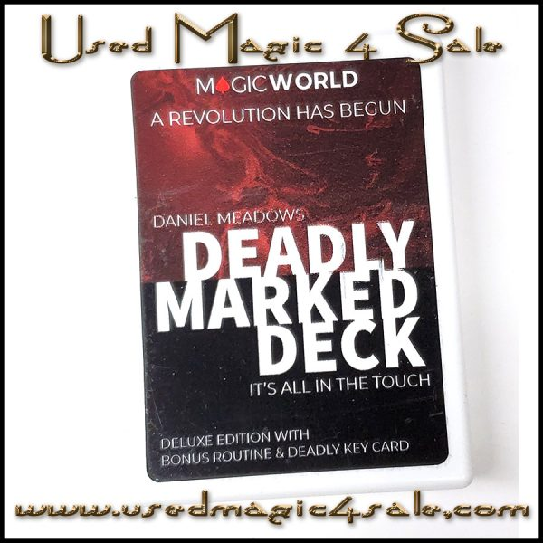 Deadly Marked Deck-Daniel Meadows