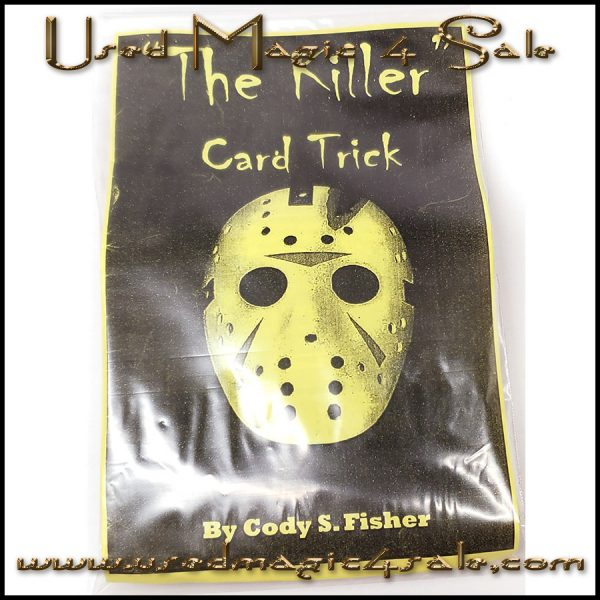 The Killer Card Trick-Cody Fisher