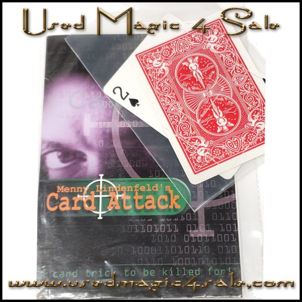Card Attack-Many Lindenfeld