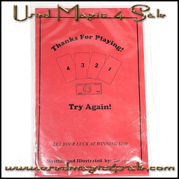 Thanks For Playing! Try Again!-John Jensen