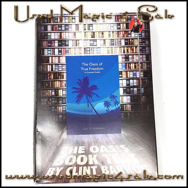 Oasis Book Test-Clint Barron/Alakazam Magic