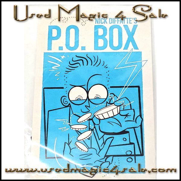 PO Box-Nick Diffatte