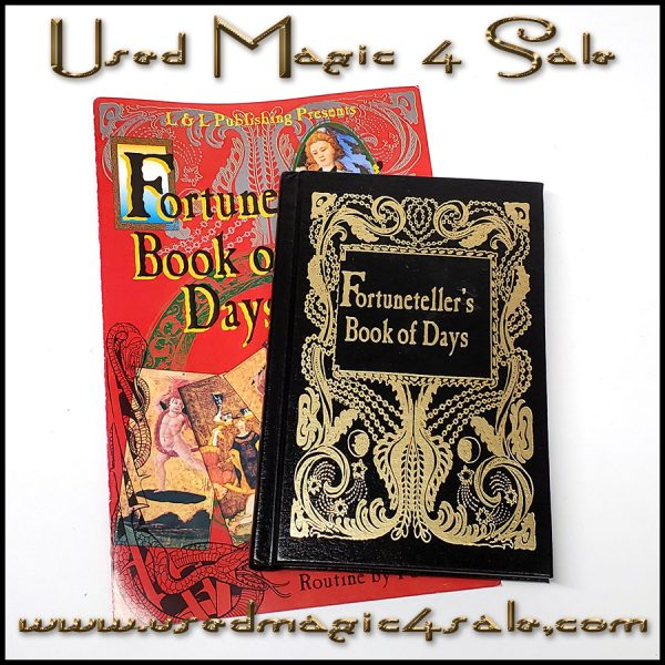 Fortune Tellers Book Of Days