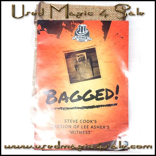 Bagged-Steve Cook/Kaymar Magic