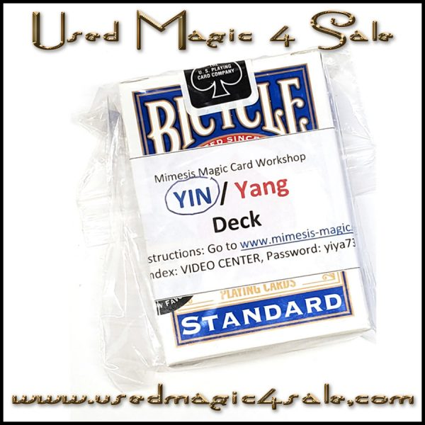 Yin Deck-Mimesis Magic Card Workshop
