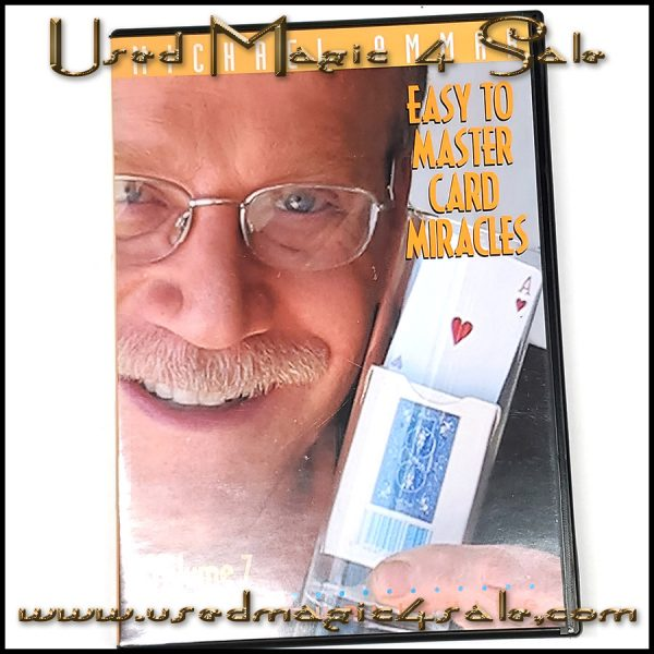 Michael Ammar Easy To Master Card Miracles Volume 7
