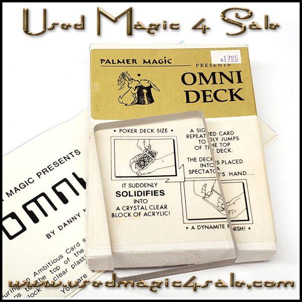 Omni Deck-Palmer Magic