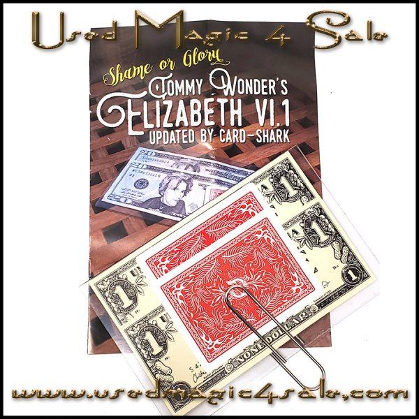 Elizabeth IV.1-Tommy Wonder/Card Shark