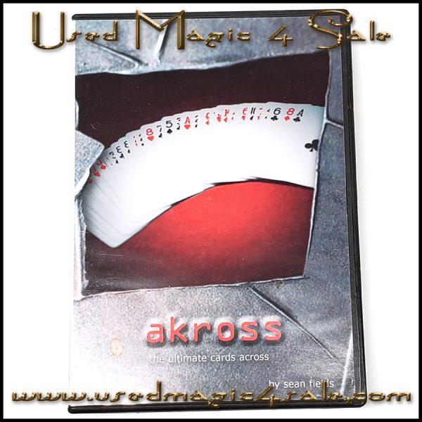 Akross Ultimate Cards Across-Shawn Fields